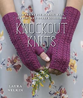 Knockout Knits: New Tricks for Scarves, Hats, Jewelry, and Other Accessories (English Edition)