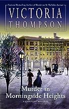 Murder in Morningside Heights (A Gaslight Mystery Book 19)