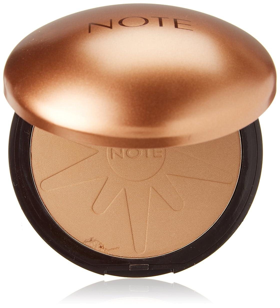 バレエ遮る拍手NOTE Cosmetics ブロンジングパウダー、1.1オンス 第20号
