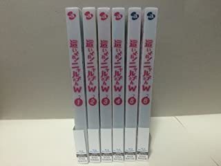 這いよれ! ニャル子さんW 【初回生産限定版】 全6巻セット [マーケットプレイス Blu-rayセット]