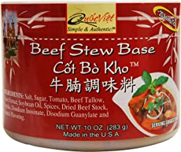 Quoc Viet Foods Beef Flavored Stew Base 10oz Cot Bo Kho Brand