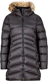 Marmot Montreal Women's Knee-Length Down Puffer Coat, Fill Power 700