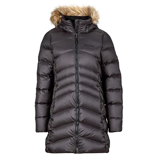 Marmot Montreal Women s Knee-Length Down Puffer Coat ab1039af3
