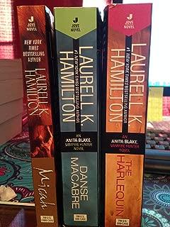 Anita Blake, Vampire Hunter Books 13-15