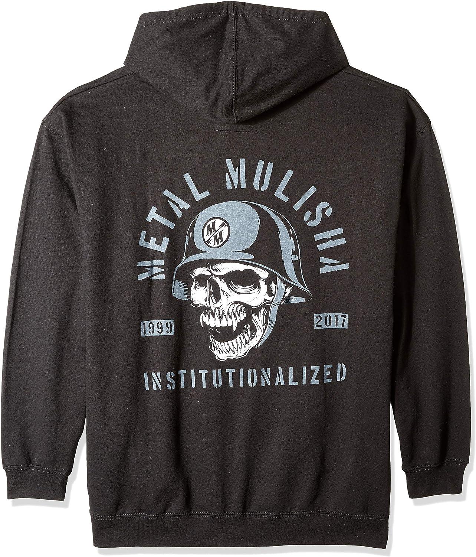 Metal Mulisha Mens Institutionalized Po FLC