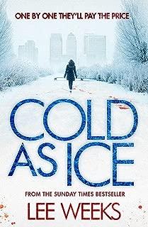Cold as Ice (DC Ebony Willis Book 2)