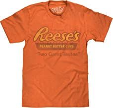 Tee Luv Reese's Peanut Butter Cup Shirt - Two Great Tastes Reeses Candy Shirt