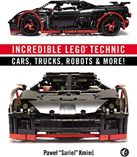 Incredible LEGO Technic: Cars, Trucks, Robots & More! (English Edition)