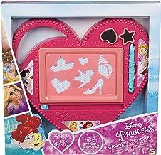 Disney DSP13-4996 Princesa tamaño Mediano magnético corazón Scribbler