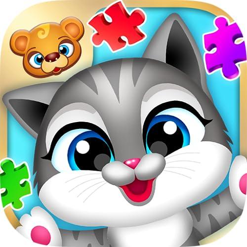 Puzzle dla Dzieci: Gra Edukacyjna dla Najmłodszych