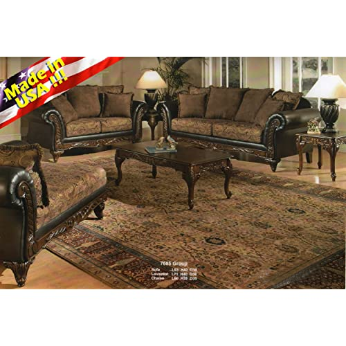 Formal Living Room Furniture Set: Amazon.com