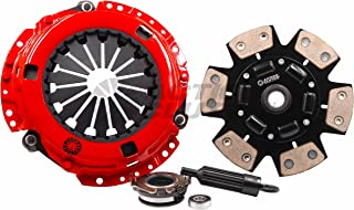 Action Clutch Stage 3 Pressure Plate & Disc Kit for Subaru WRX Sti 2004-16 6-SPEED
