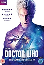 Doctor Who The Complete Series 10 2017