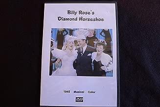 diamond horseshoe dvd