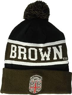 W Republic Beanies/800, Brown/Black, One Size