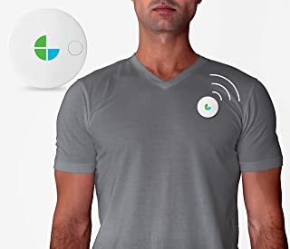 Posture Corrector Digital Sensor Device for Women and Men, Vibrate When You Slouch