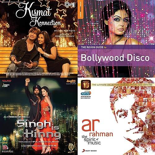 Sonidos de Bollywood de Sapna, Milind, Sadhana Sargam, Anuradha Paudwal, Dev Kohli, Amitabh Bhattacharya, Arijit Singh, Atif Aslam, Labh Jan Jua, ...