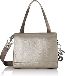 Mandarina Duck Mellow Lux Tracolla, Sac Messager Femme, Rose, 21x15x6,09 centimeters (W x H x L)