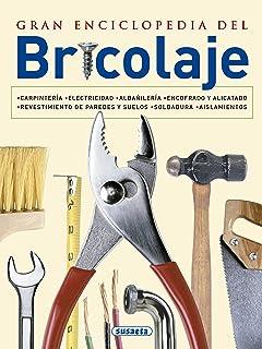 Gran Enciclopedia Del Bricolaje (Azul