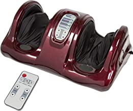 Best Choice Products Therapeutic Kneading & Rolling Shiatsu Foot Massager w/High..