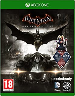 Batman Arkham Knight Upgrades