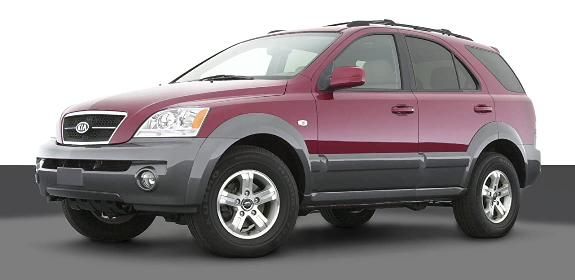 Amazon.com: 2005 Kia Sorento Reviews, Images, and Specs: Vehicles
