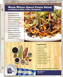 Best hello fresh recipe binder Reviews