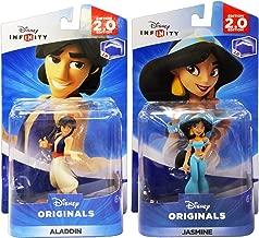 Disney Infinity 2.0: Disney Originals - Aladdin / Jasmine Bundle (2-Pack)