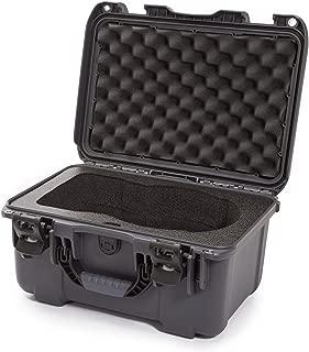 Nanuk 918-Goggles Hard Case with Foam Insert for DJI Goggles Camera, Graphite (918-GOGGLES7)