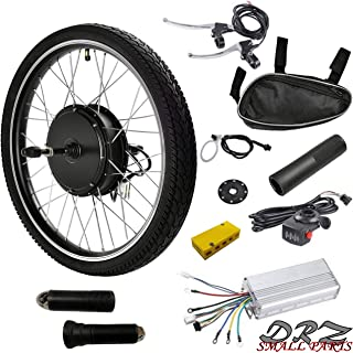 "Auto Express 48V 1000W Electric Bicycle Motor Conversion Kit 26"" Bike Cycling Front Wheel Hub"