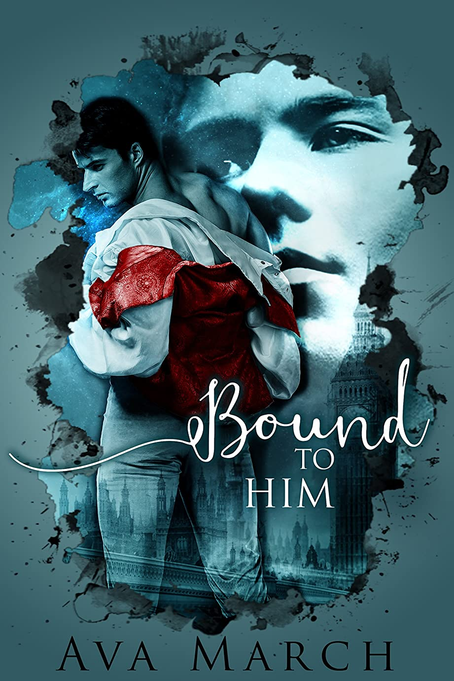 連隊しなやか姿勢Bound to Him (English Edition)