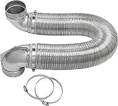 Lambro Industries, Dryer Vent Close Elbow Kit, 4 inch. Item #4006