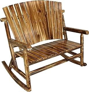 Best log swing bench Reviews