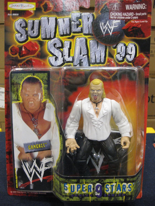 WWF Summer Slam 99 Superstars 9 Gangrel By Jakks 1999 by Jakks Pacific