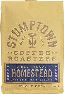 Stumptown Coffee Roasters Blend Whole Bean Coffee, Bag, Flavor Notes of Milk Chocolate,..
