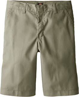 Dickies Boys' Flex Waist School Uniform Short