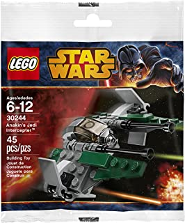 LEGO Star Wars: Anakin's Jedi Interceptor Set 30244 (Bagged)