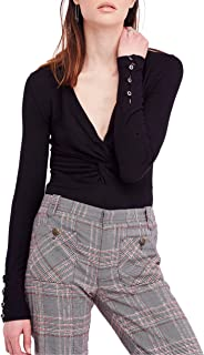 Free People Women's All Types of Twisted Top