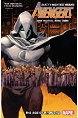 Avengers by Jason Aaron Vol. 7: The Age Of Khonshu (Avengers (2018-)) Kindle Edition