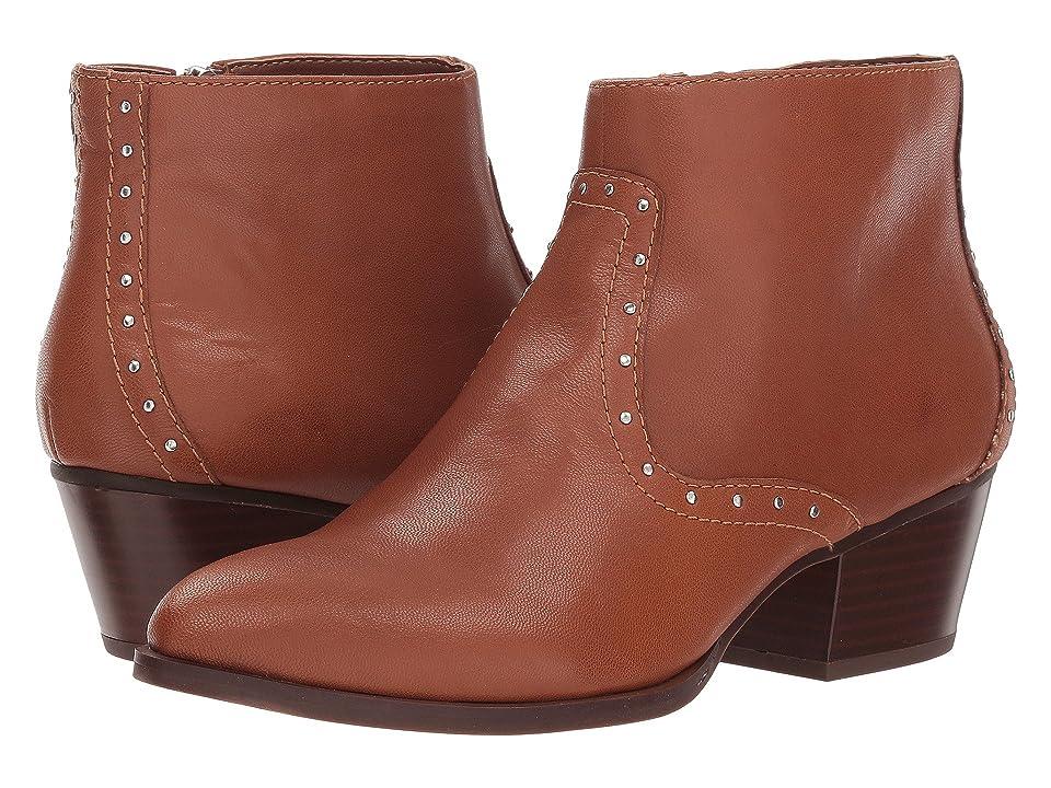Dolce Vita Subi (Brown Leather) Women