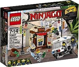 LEGO Ninjago Movie City Chase 70607 Building Kit (233 Piece)