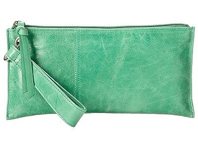 Hobo Vida (Mint Vintage Leather) Clutch Handbags