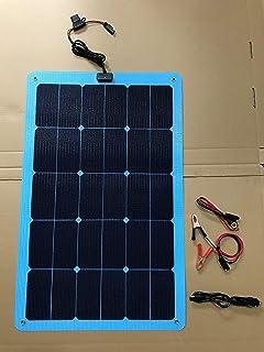 Amazon Com Solar Panels 60 To 79 Watts Solar Panels Solar Wind Power Patio Lawn Garden