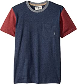 Zenith Short Sleeve Crew (Big Kids)