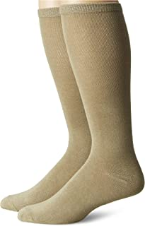 "Muk Luks Men's Fine Gauge Under The Knee Length (13"") Sock"
