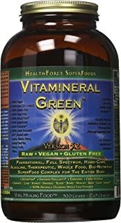 HealthForce Superfoods, Vitamineral Green, Version 5.3, 1.1 lbs (500 g)