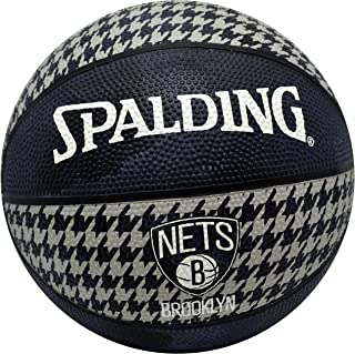 Spalding NBA Mini Basketball Rubber Brooklyn Nets Arena Exclusive