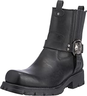 New Rock 7605-S1, Boots homme