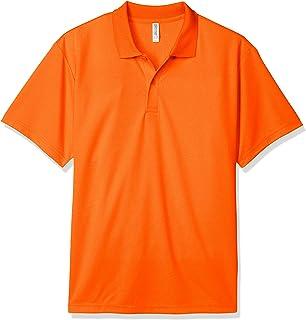 [グリマー] 半袖 4.4オンス ドライ ポロシャツ [UV カット] 00302-ADP