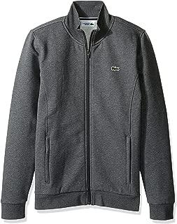 Men's Sport Full Zip Fleece Sweatshirt